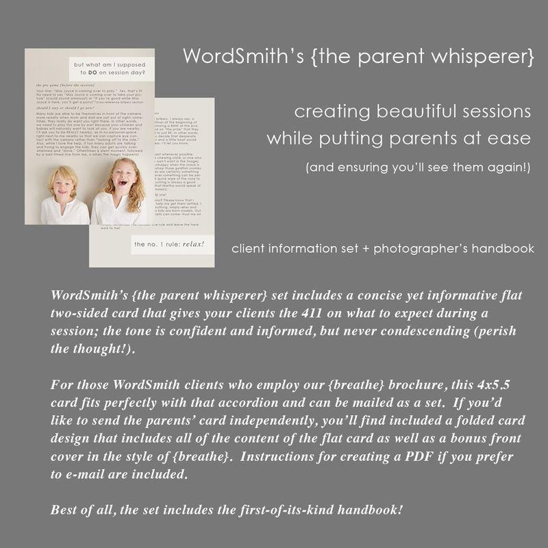 Parent whisp promo 2